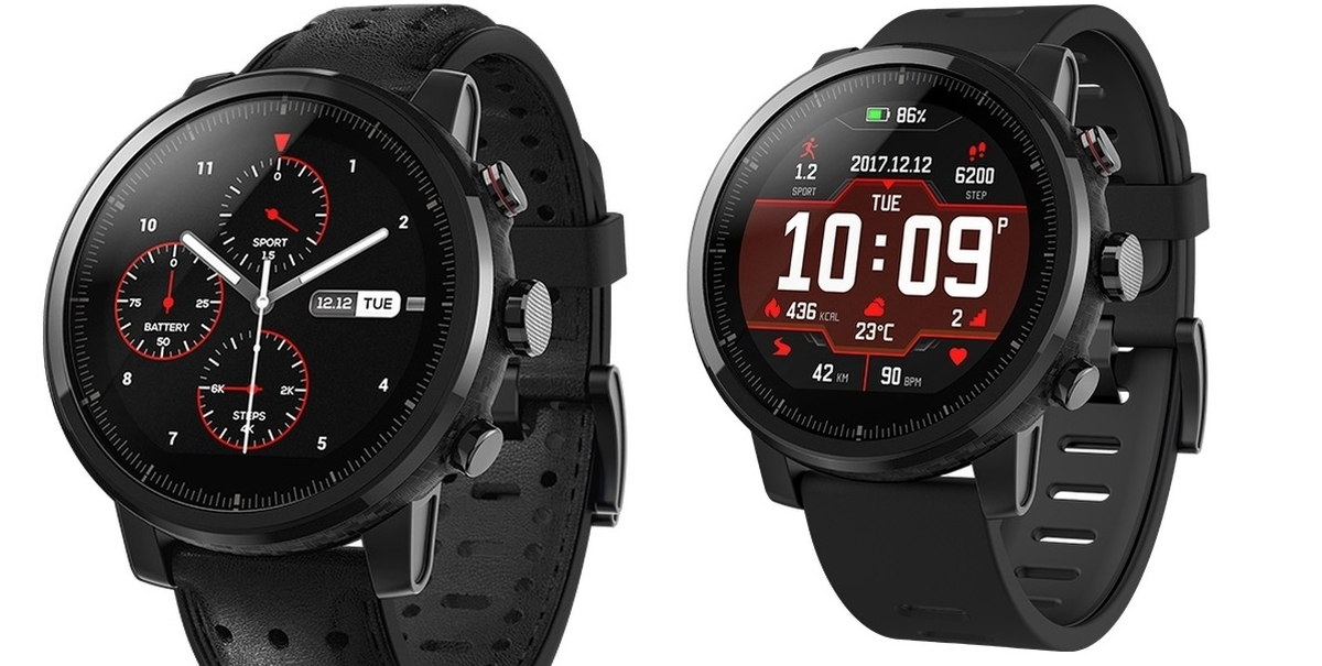 smart watch amazfit stratos